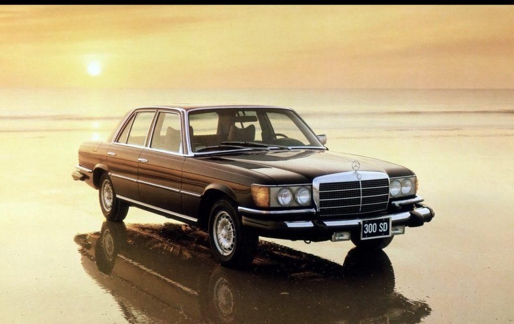 1972 Mercedes-Benz S-Class | MB