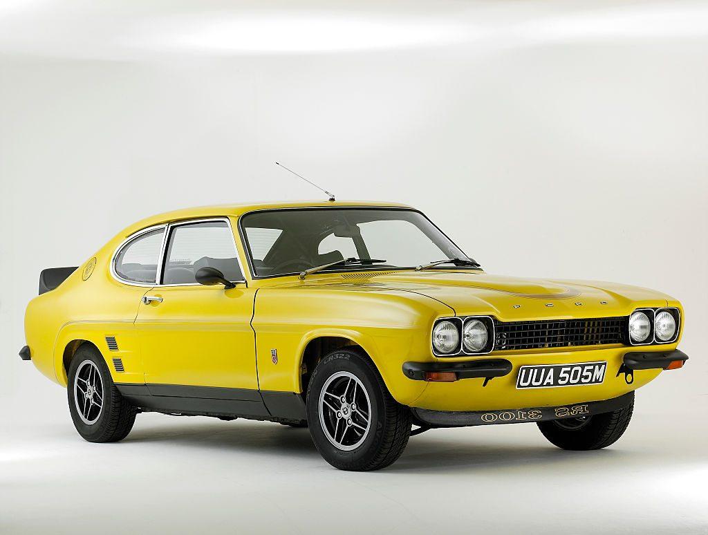 1973 Ford Capri.
