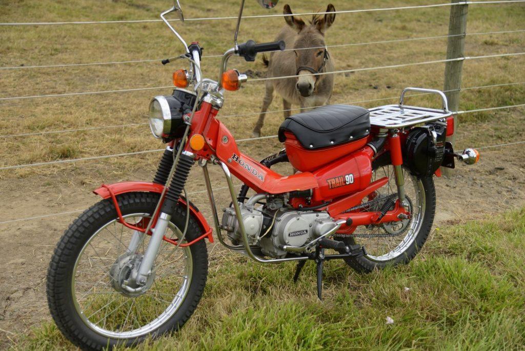 1975 Honda CT90 Trail 90