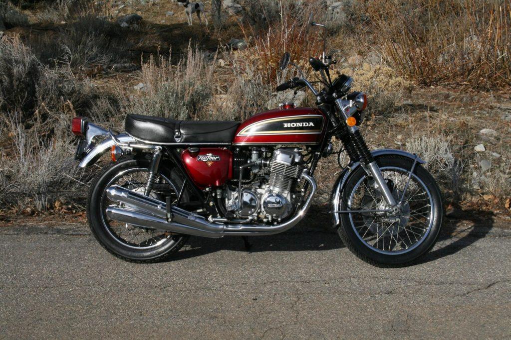 1976 Honda CB750 Four