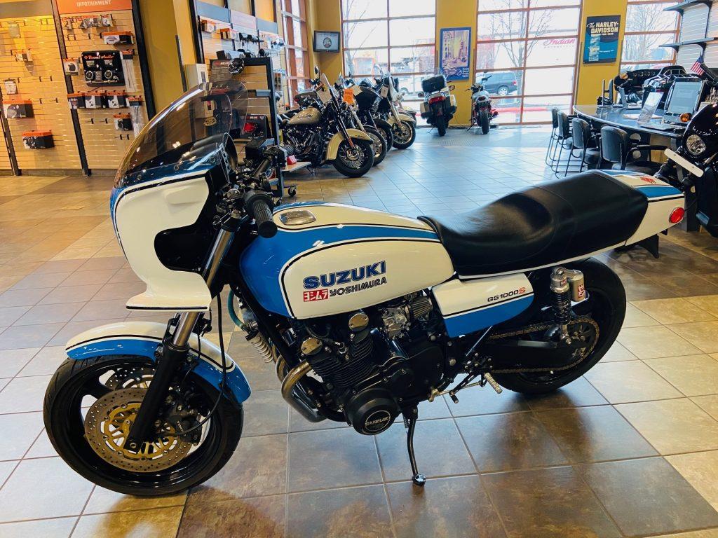 1979 Suzuki GS1000
