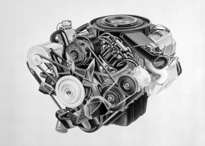 1981 Cadillac 4-6-8 L62 engine | GM