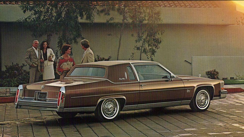 27+ 1981 Cadillac Eldorado Coupe