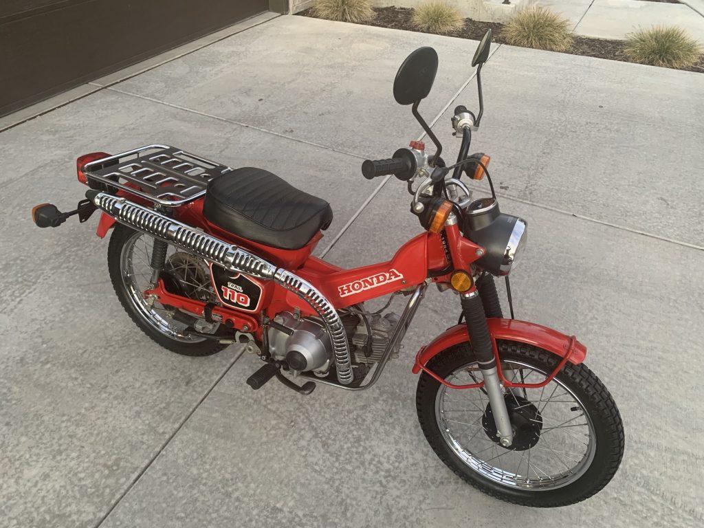 1984 Honda CT110 Trail