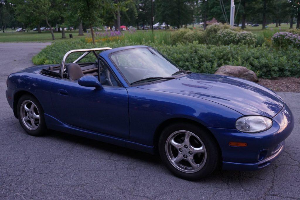 1999 Mazda MX-5 Miata 10AE
