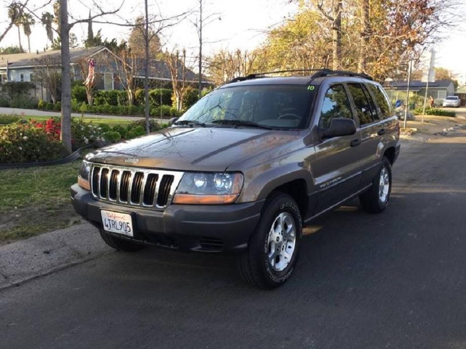 2001 Jeep Grand Cherokee 2WD Laredo