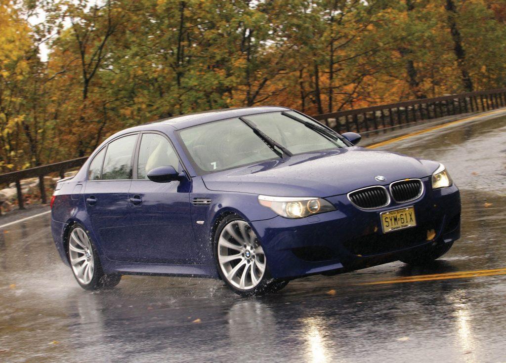 2007 BMW M5 E60