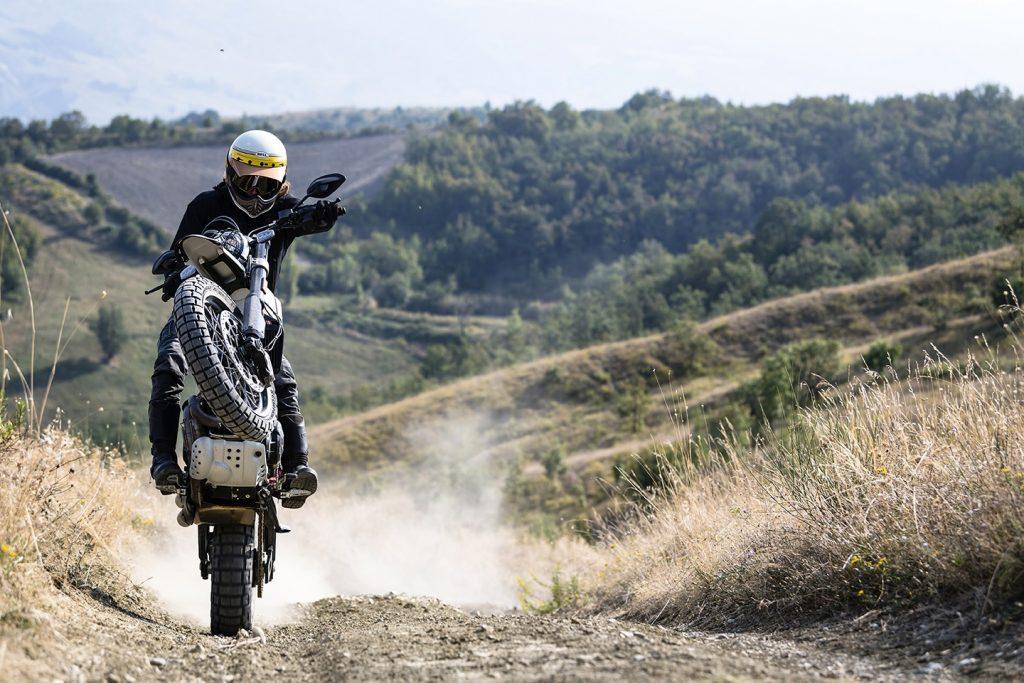 2018 Ducati Scrambler Desert Sled off-road