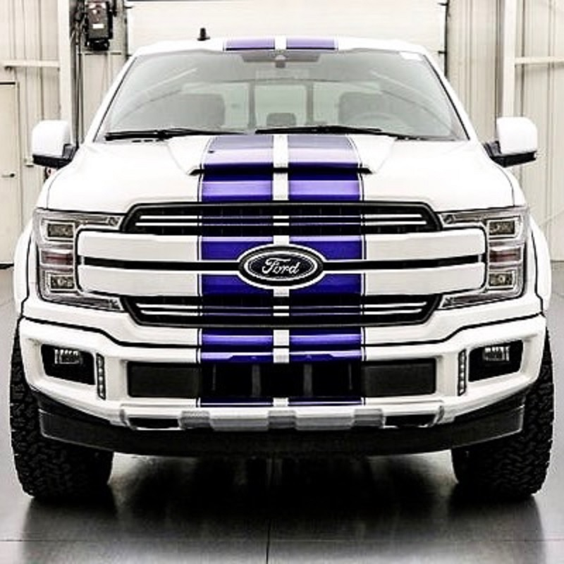2019 Ford F150 LM650 front