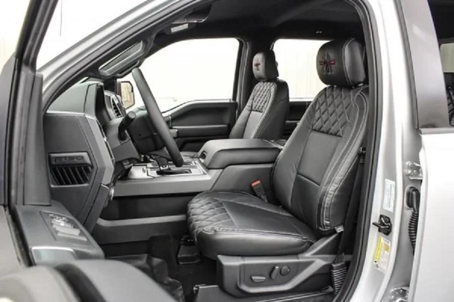 2019 Ford F150 XLT Black Widow