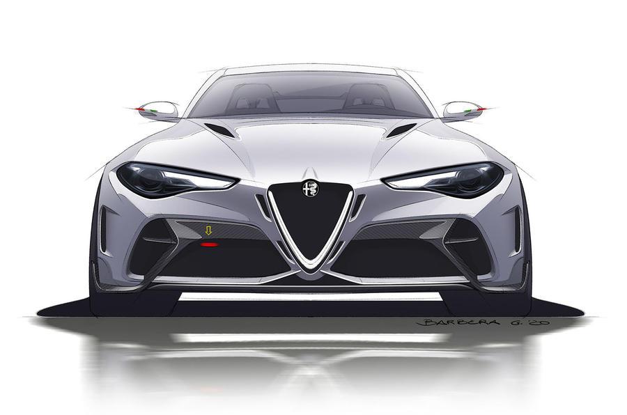 2020 Alfa Romeo Giulia GTA | AR