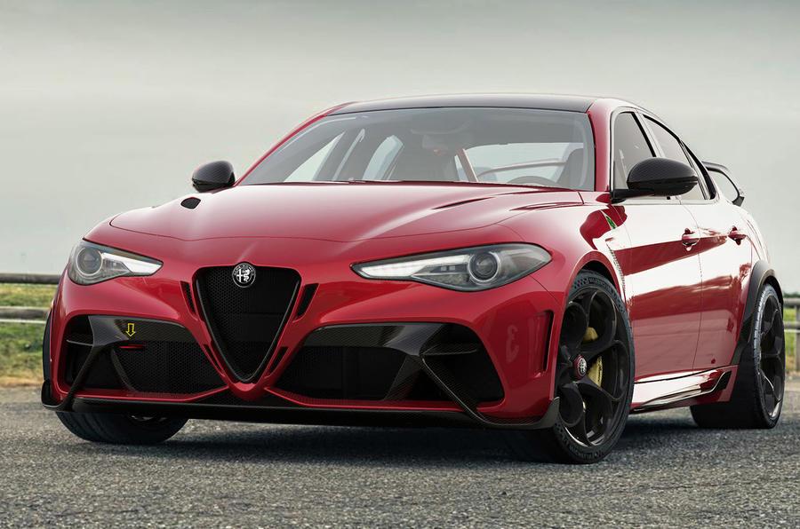 2020 Alfa Romeo Giulia GTA
