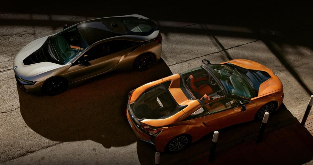 2020 BMW i8 | BMW