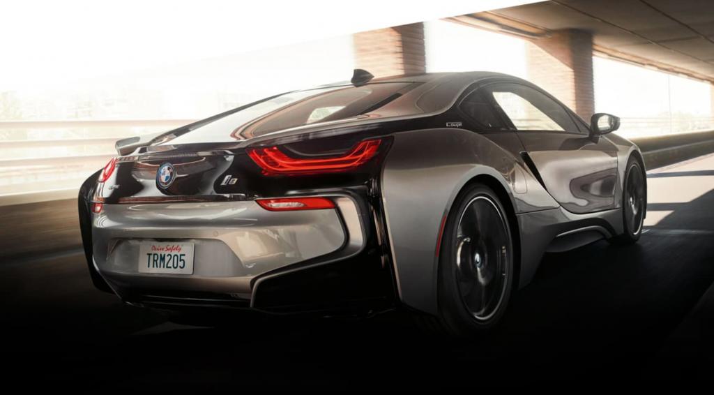2020 BMW i8 | BMW-1