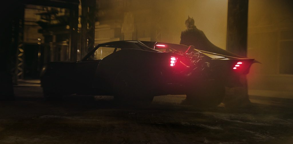 2020 Batmobile-