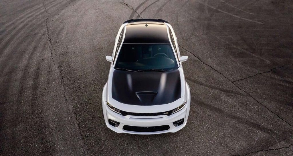 2020 Dodge Charger R/T Scat Pack overhead
