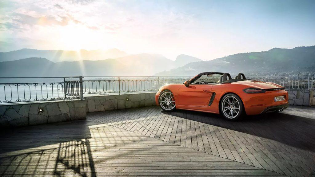 2020 Porsche 718 Boxster