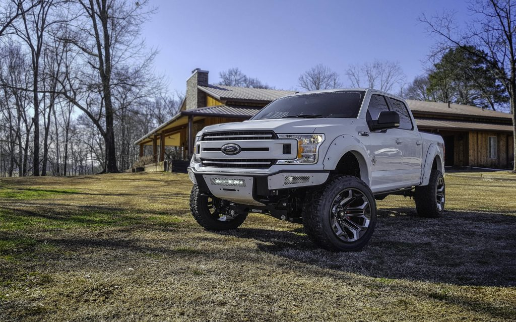 2020 SCA Performance Ford F150 Black Widow