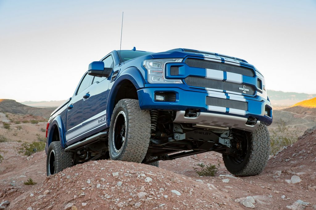 2020 Shelby Ford F150