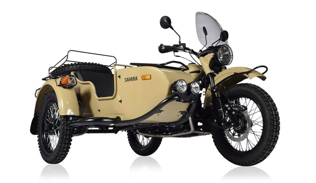 2020 Ural Gear Up Sahara