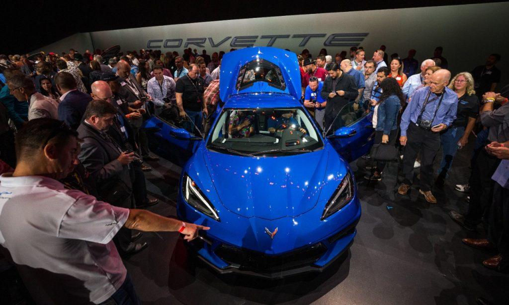 2021 C8 Corvette Changes Announced