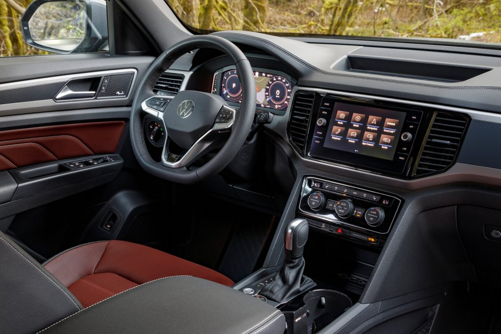Volkswagen Atlas Cross Sport Interior