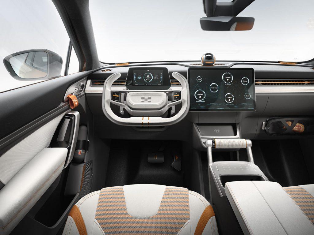 2021 Aiways U6ion EV Crossover | Aiways-