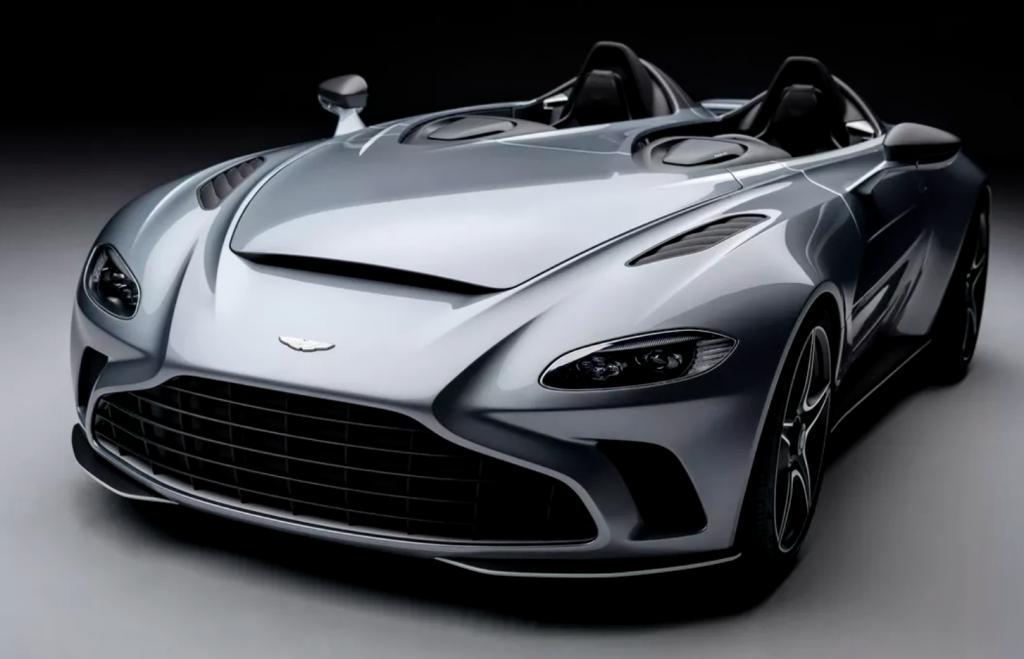 2021 Aston Martin Speedster