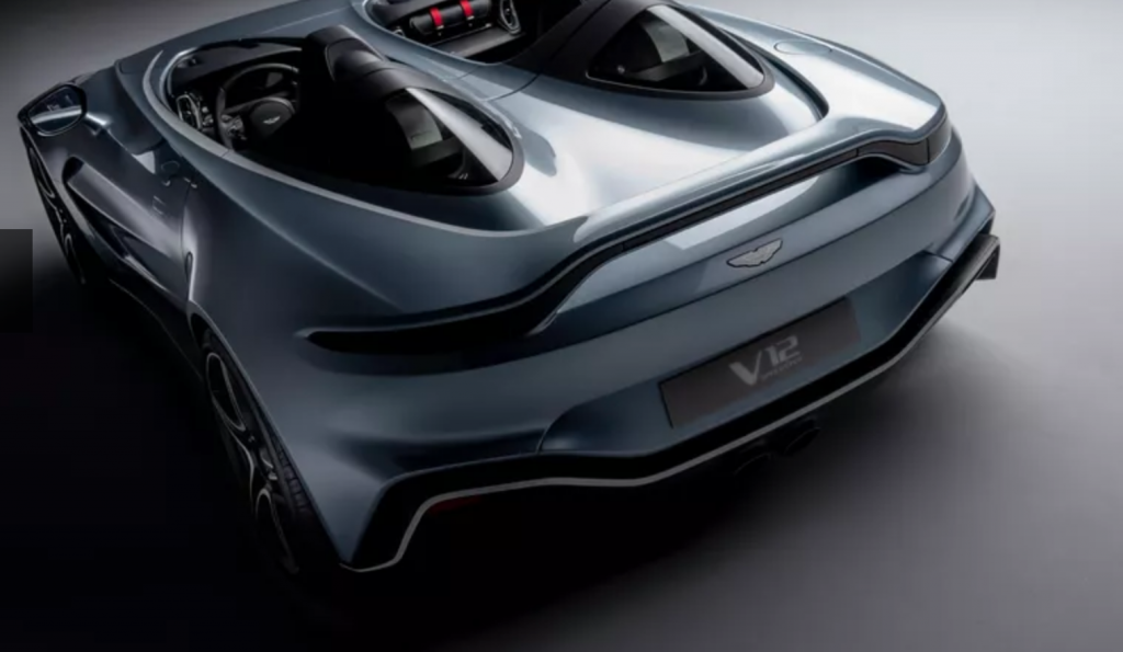 2021 Aston Martin Speedster | AM-