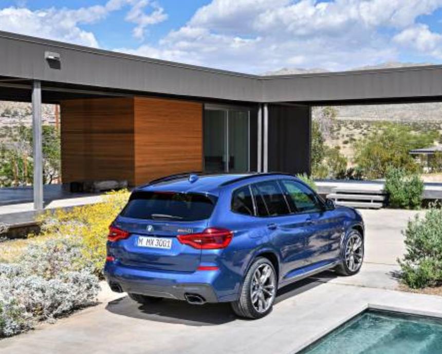 2021 BMW X3 | BMW-
