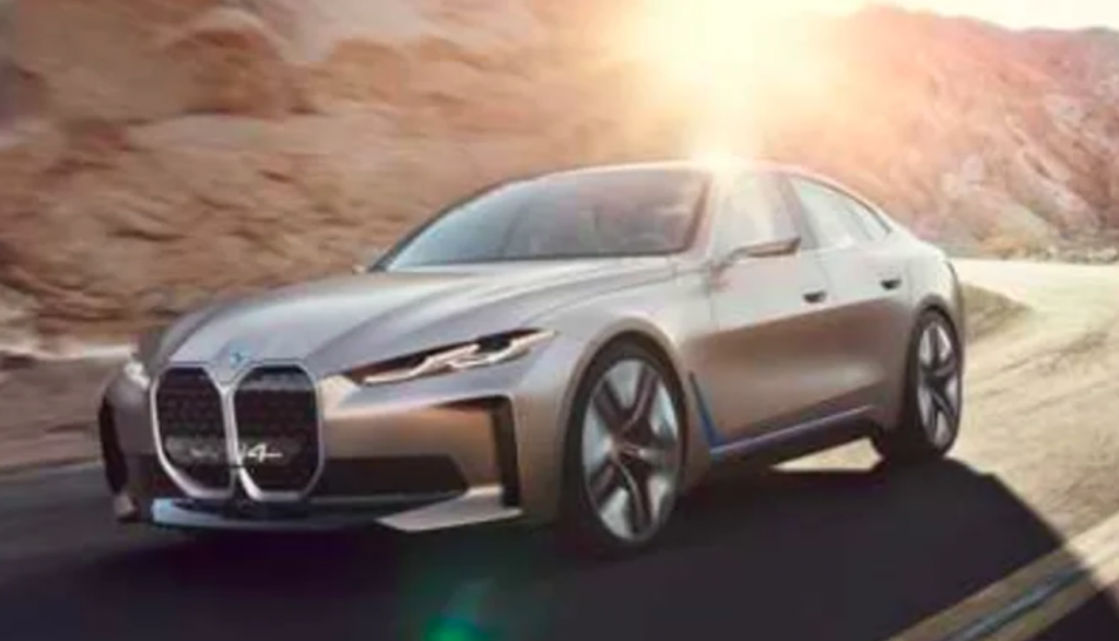 2021 BMW i4 EV | BMW-
