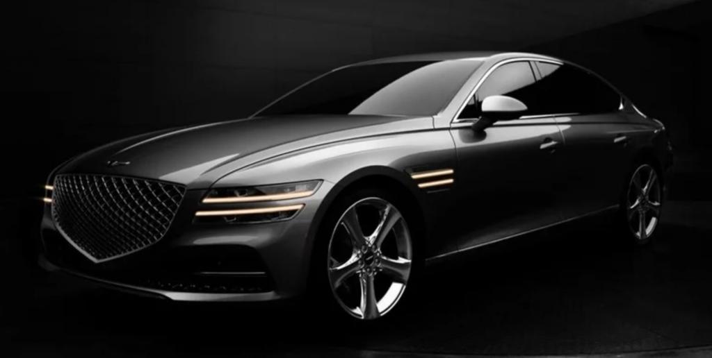 2021 Genesis G80 Sedan | Genesis