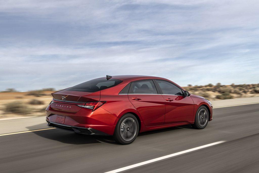 2021 Hyundai Elantra | Hyundai-1