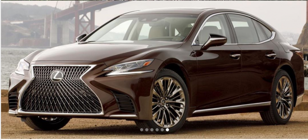 2022 Lexus GS sedan | Lexus
