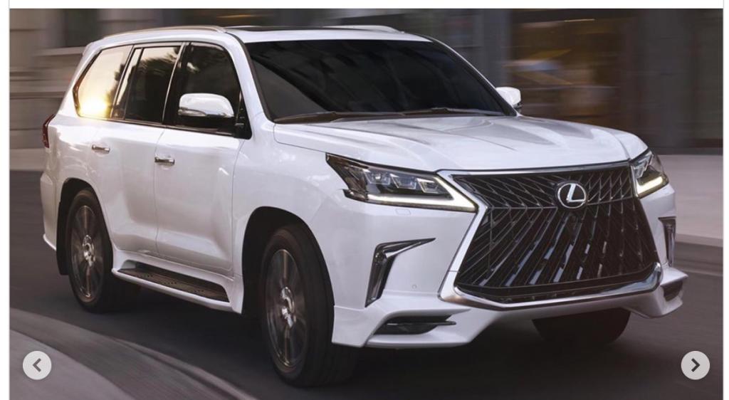 2022 Lexus LX | Lexus