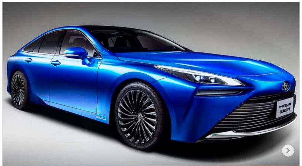 2022 Lexus Mirai-type Sedan | Lexus