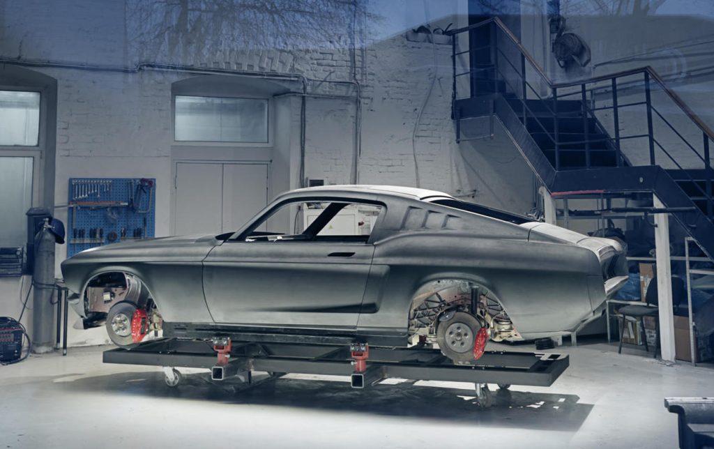 Aviar R67 Mustang copy | Aviar