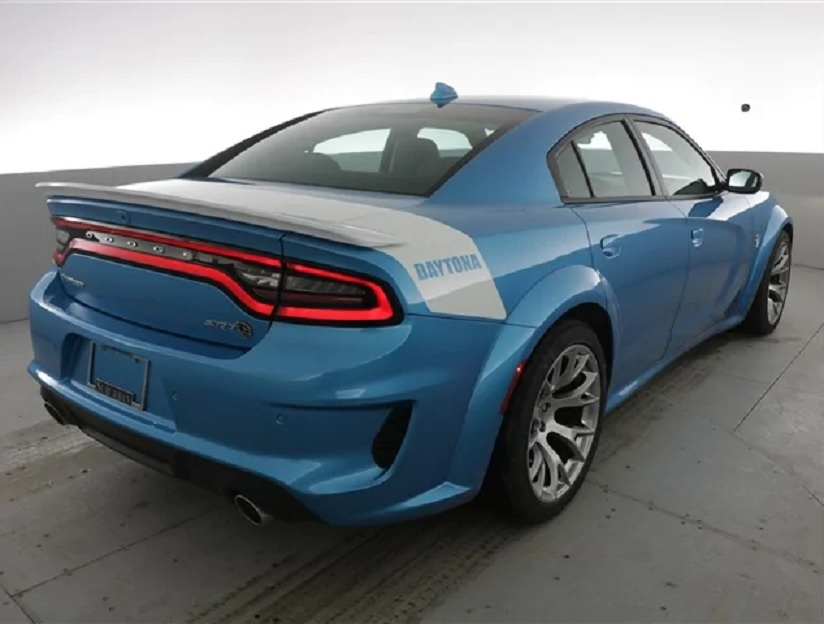 Dodge Charger Hellcat Daytona Widebody rear
