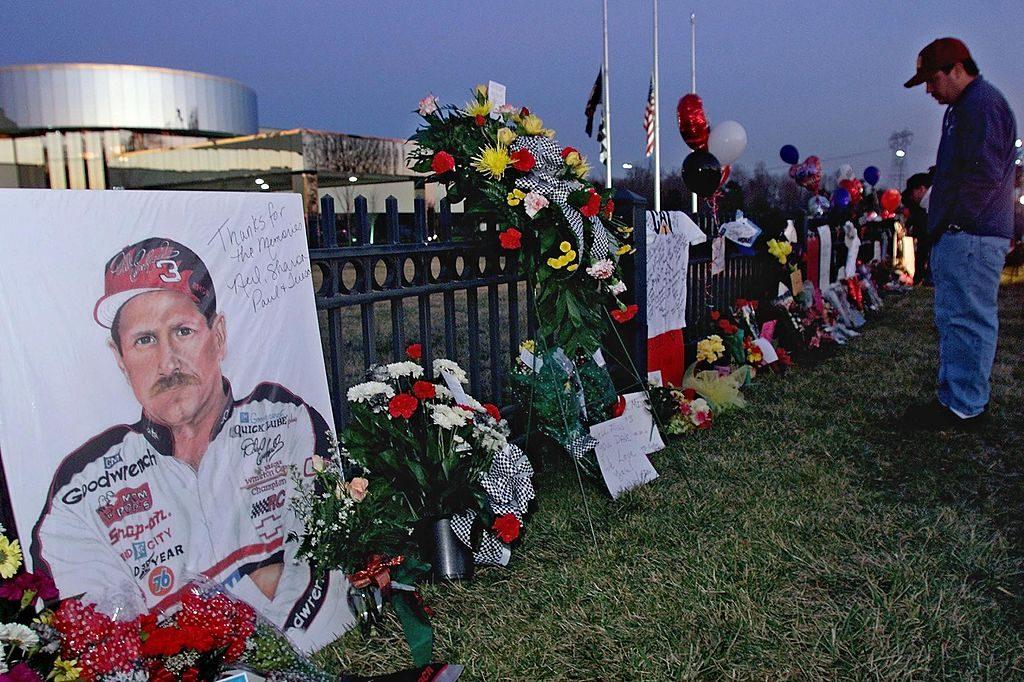 Earnhardt Sr. Memorial