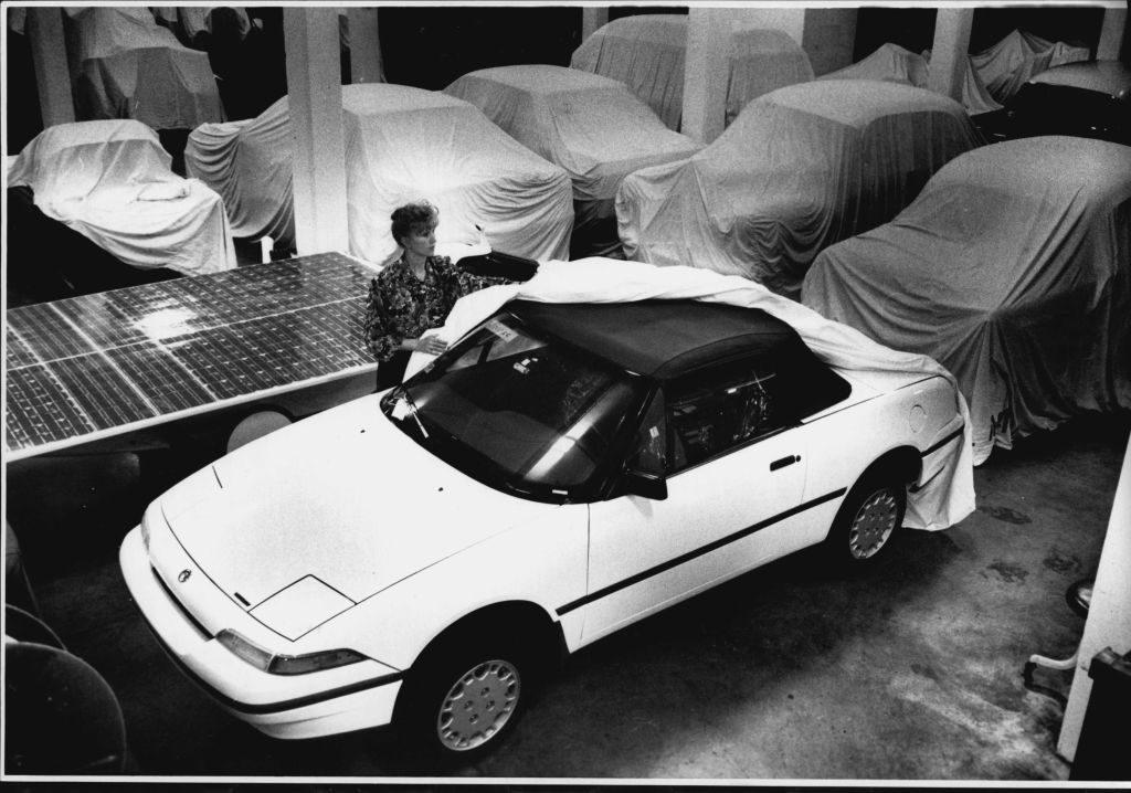 Mazda Based Australian Capri