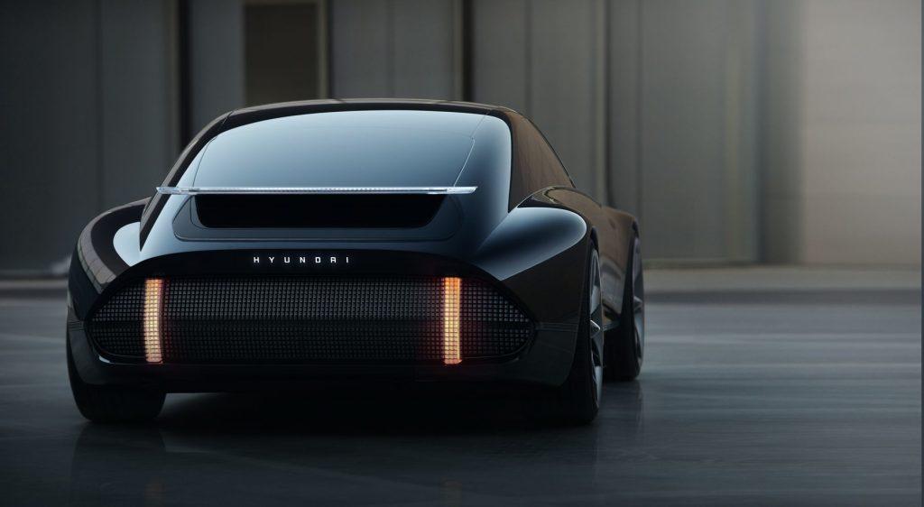 Hyundai Prophecy concept 2020 | Hyundai-