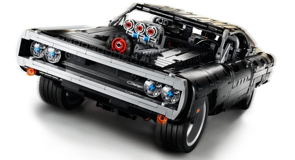 Lego Dom's 1970 Dodge Charger