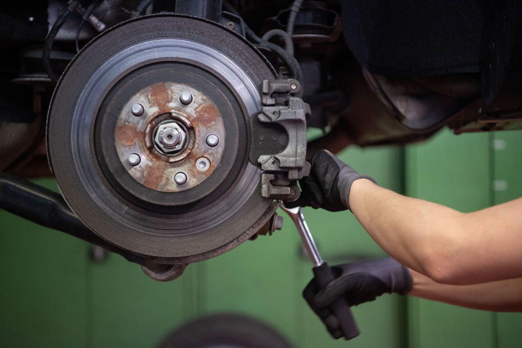 Range Rover Evoque brake disc