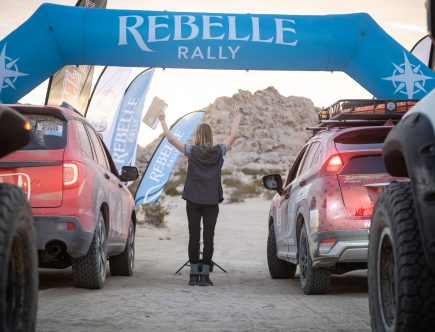 What is the Rebelle Rally?