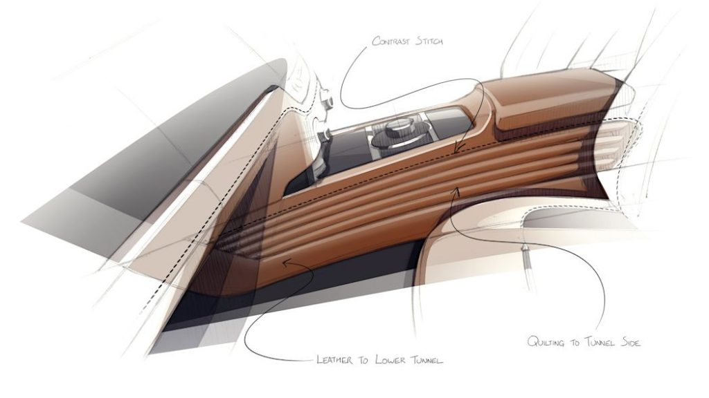 Rolls-Royce Silver Bullet roadster | RR-1