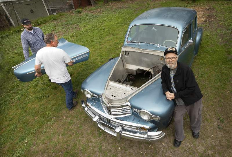Scammed 1947 Lincoln owner | Press Democrat-