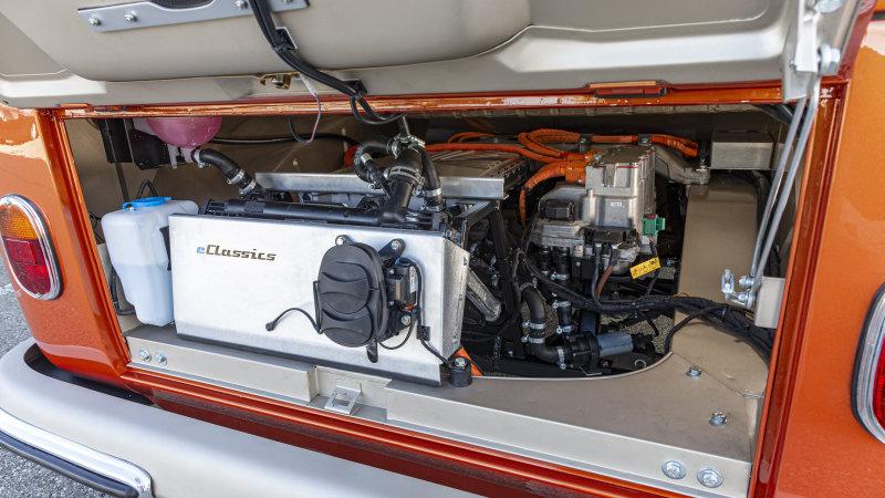 Classic VW eBulli Microbus | VW
