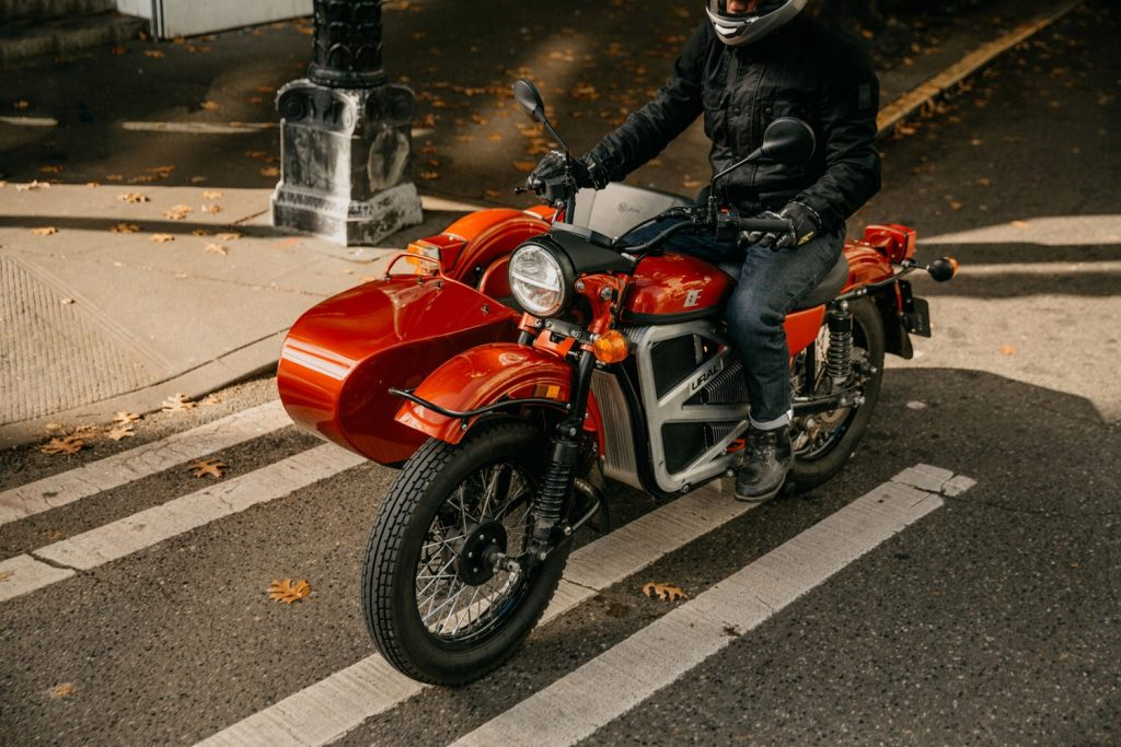 Ural CT electric concept