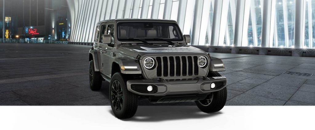 2020 Jeep Wrangler Unlimited High Altitude | FCA