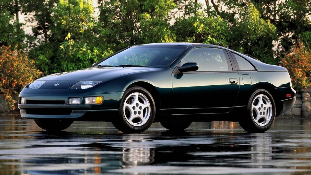 Five Rare Japanese Cars From the 1990s